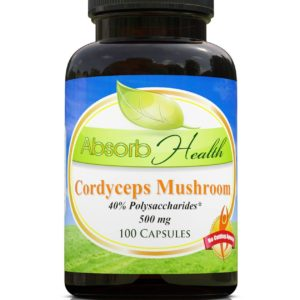 Cordyceps Mushroom Supplement