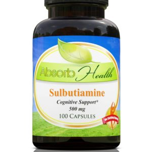 Sulbutiamine Supplement