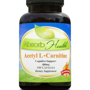 Acetyl L Carnitine Supplement