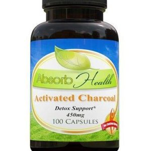 Activated Charcoal Supplement
