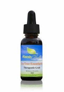 Tea Tree Essential Oil Bottle from Absorb Health